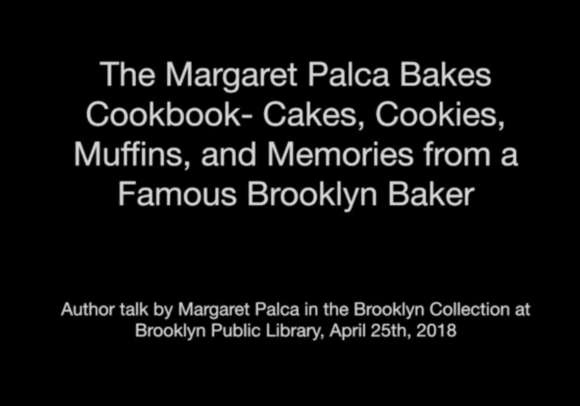 The Margaret Palca Bakes Cookbook: Cakes, Cookies...
